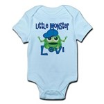 Little Monster Levi Infant Bodysuit