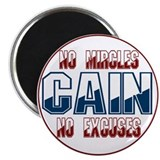 "Unique Herman cain 2.25"" Magnet (10 pack)"