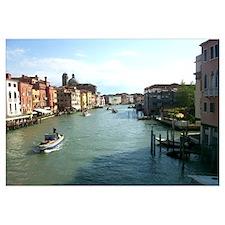 European River Framed Picture