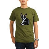 Cute Boston Terrier T-Shirt