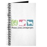 Peace, Love, Leonbergers Journal