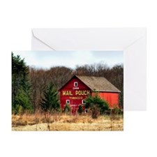Mail Pouch Barn Greeting Cards (Pk of 10)