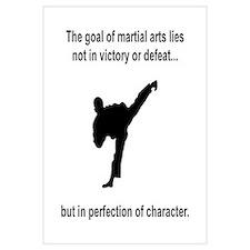 Martial Art Character