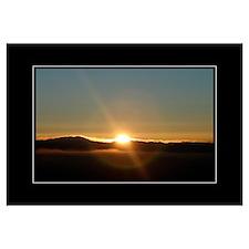 Sunrise Sunburst 16x20