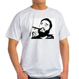 Fidel Castro Ash Grey T-Shirt
