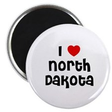 I * North Dakota Magnet
