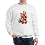 California Peaches Sweatshirt