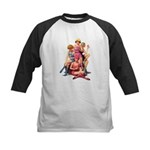 California Peaches Kids Baseball Jersey