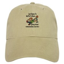 Bachelor Party Personalized (Date) Baseball Cap