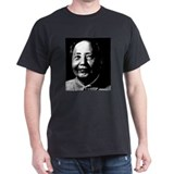 Mao Zedong Black T-Shirt