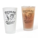 Rehab Allstar Drinking Glass
