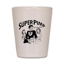 Super Pimp Shot Glass
