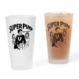 Super Pimp Drinking Glass