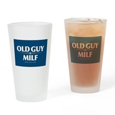 Milf palin Drinking Glass