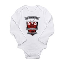 Dexter - The Code of Harry Long Sleeve Infant Body