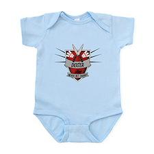 Dexter - Never Get Caught Infant Bodysuit