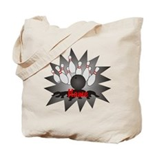 Personalized Bowling Tote Bag