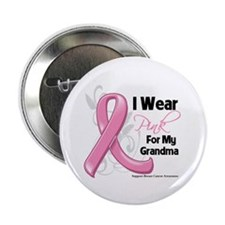 I Wear Pink For My Grandma 2.25