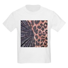 Leopard Print Mix T-Shirt
