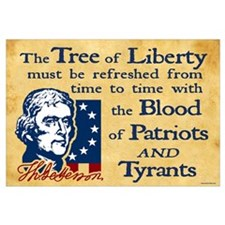 Thomas Jefferson Tree of Liberty