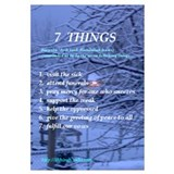 &quot;7 Things&quot;