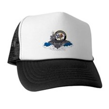 CVN-65 USS Enterprise Trucker Hat