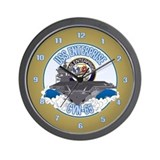 CVN-65 USS Enterprise Wall Clock