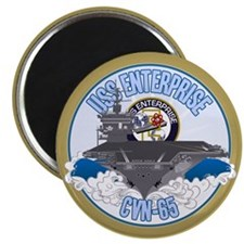 CVN-65 USS Enterprise Magnet