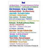 of Reading List for Economics