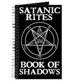 &amp;quot;Satanic Rites&amp;quot; Book of Shadows Journal