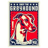 Greyhounds Wall Art