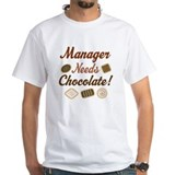 Manager Gift Funny Shirt