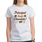 Principal Gift Funny Tee