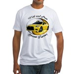 Mitsubishi Eclipse Fitted T-Shirt
