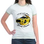 Mitsubishi Eclipse Jr. Ringer T-Shirt