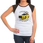 Mitsubishi Eclipse Women's Cap Sleeve T-Shirt