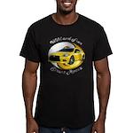 Mitsubishi Eclipse Men's Fitted T-Shirt (dark)