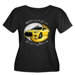 Mitsubishi Eclipse Women's Plus Size Scoop Neck Da