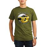 Mitsubishi Eclipse Organic Men's T-Shirt (dark)