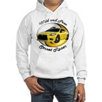 Mitsubishi Eclipse Hooded Sweatshirt