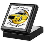 Mitsubishi Eclipse Keepsake Box