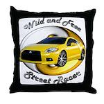 Mitsubishi Eclipse Throw Pillow