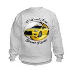 Mitsubishi Eclipse Kids Sweatshirt
