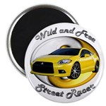 Mitsubishi Eclipse 2.25 Inch Magnet (10 pack)