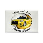 Mitsubishi Eclipse Rectangle Magnet (100 pack)