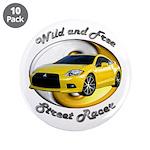 Mitsubishi Eclipse 3.5 Inch Button (10 pack)