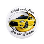 Mitsubishi Eclipse 3.5 Inch Button (100 pack)