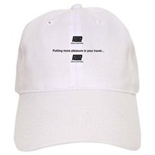 Pennn Central RR Travel Logo Baseball Cap