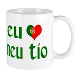 I love my Uncle (Portuguese) Coffee Mug