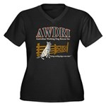 AWDRI Logo1 Plus Size T-Shirt